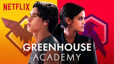Netflix Greeenhouse Academy